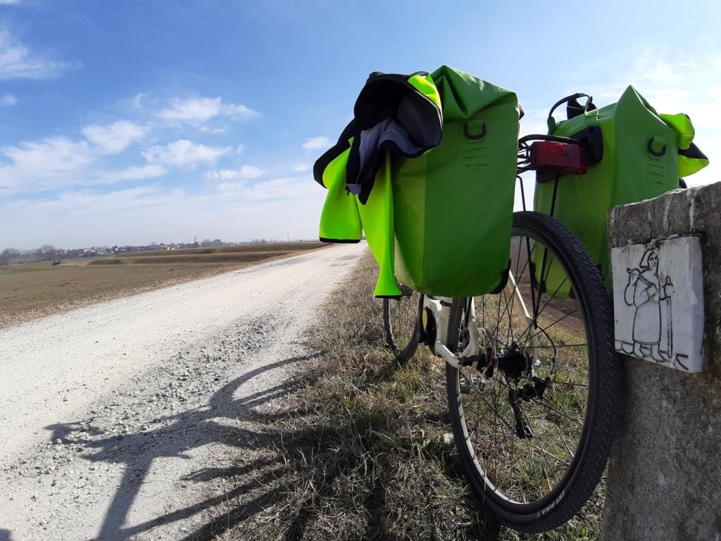 bici cicloturismo via francigena