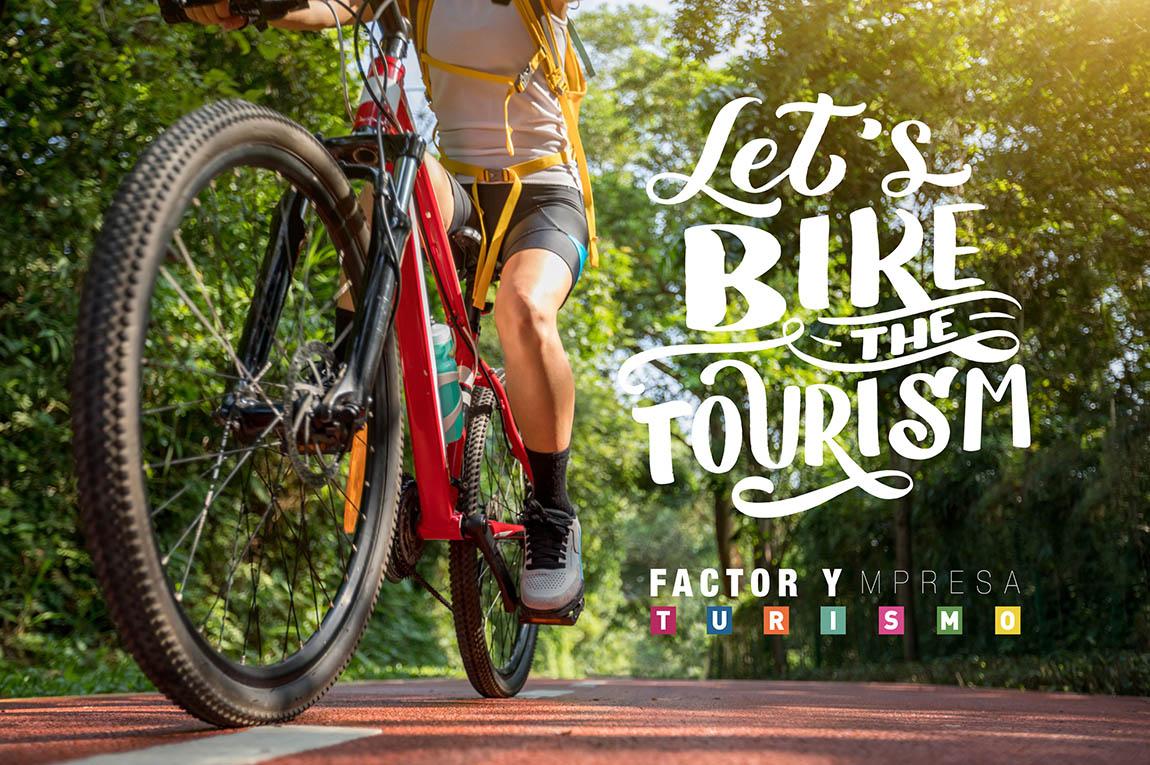 bike touring invitalia