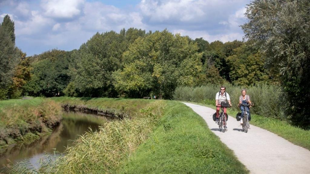Fiandre-in-bicicletta-Fietsvakantie in Vlaanderen_Antwerpen_Lier_De_Nete