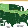 Great American Rail-Trail: la pista ciclabile coast to coast negli Stati Uniti