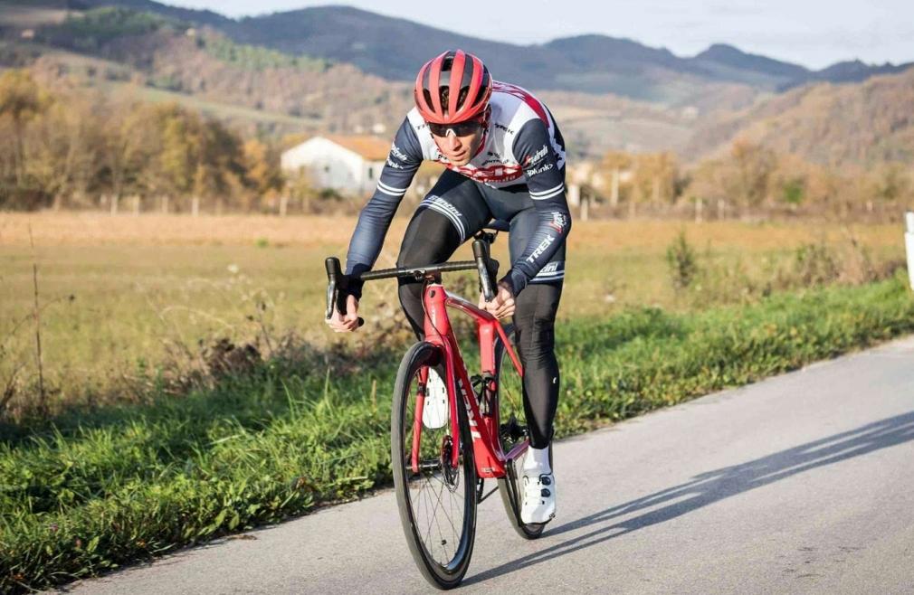 Itinerari in bicicletta nelle Marche Vicenzo Nibali