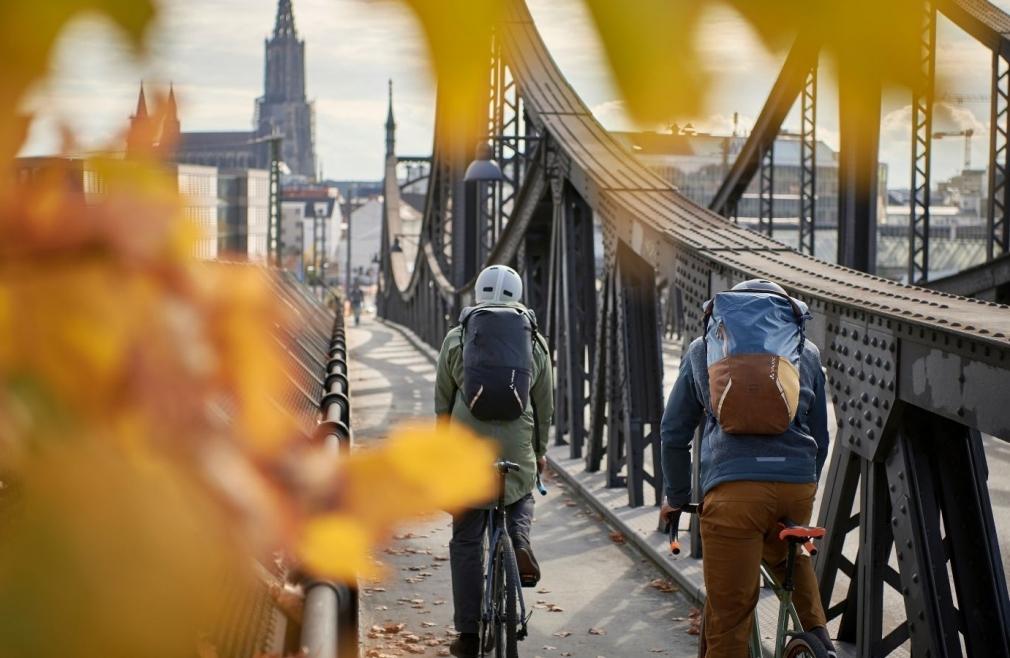vaude citygo bike zaino borsa cicloturismo