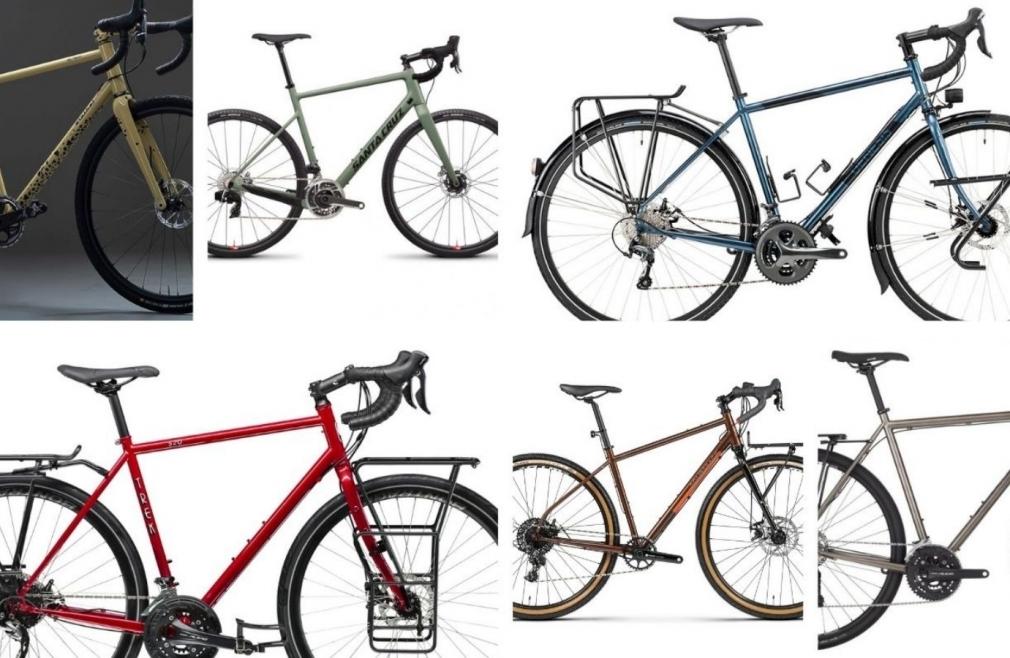 Bici cicloturismo 2021