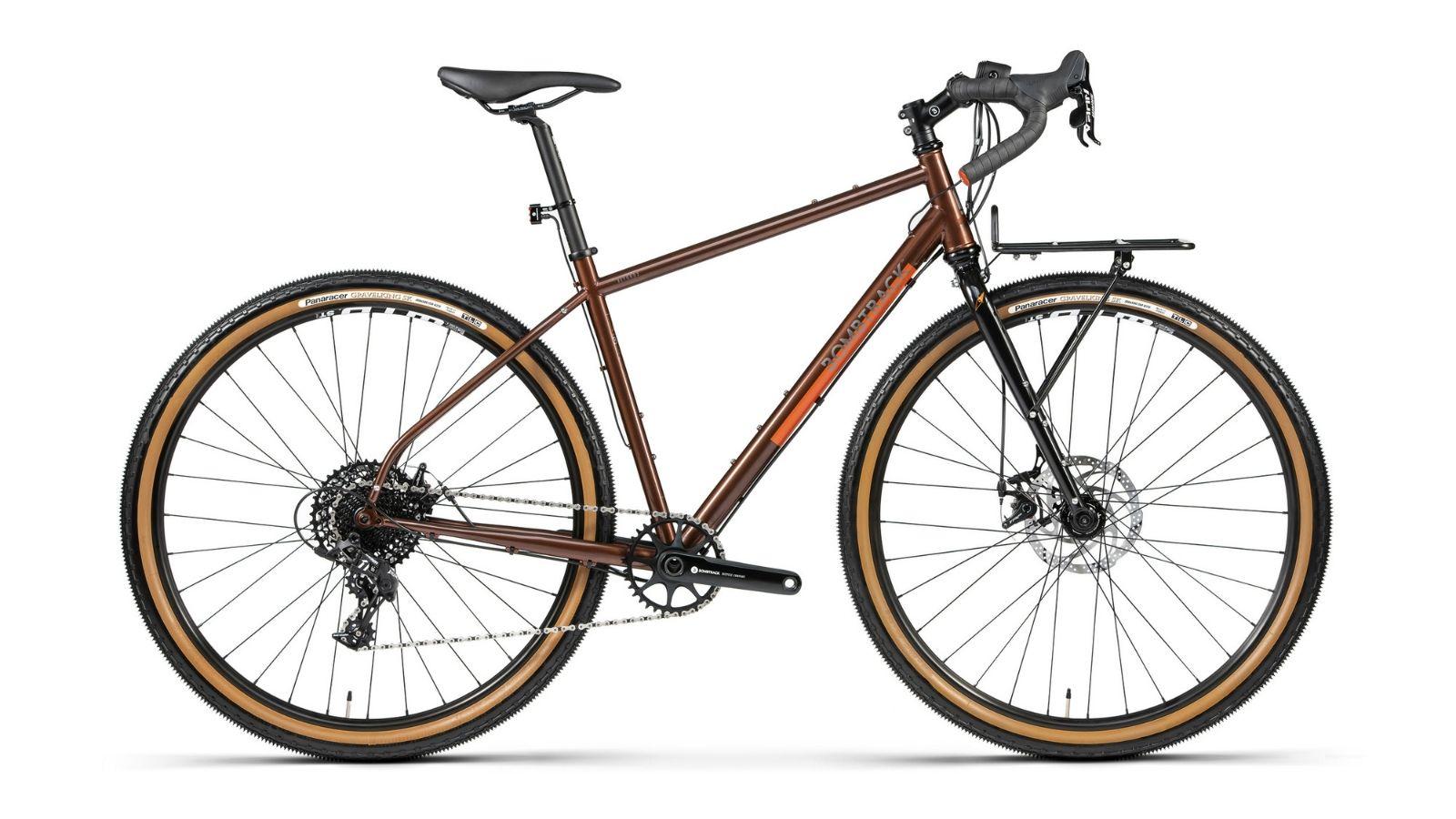 La bici da cicloturismo Bombtrack Beyond