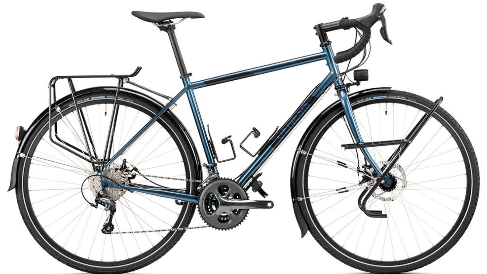 La bici da cicloturismo Genesis Tour de Fer