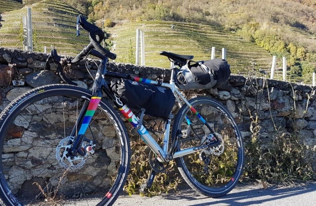 bici cinelli gravel zydeco cicloturismo