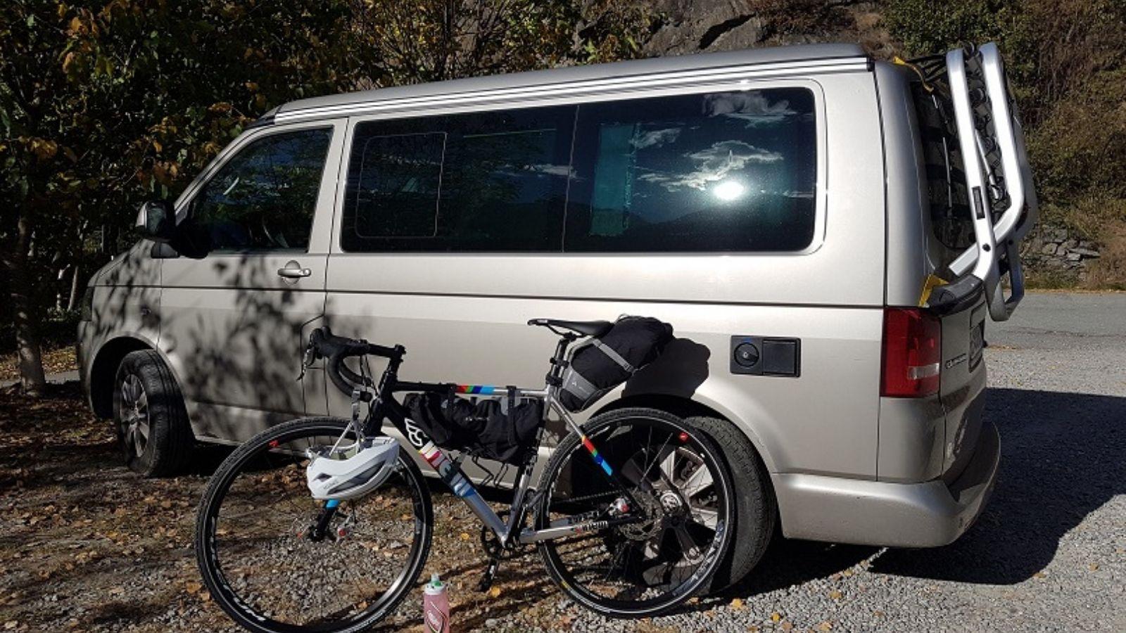 Le gravel sono biciclette tuttofare, ottime anche per viaggiare