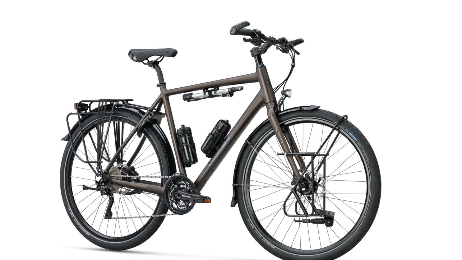 La bici da cicloturismo Koga World Traveller-s