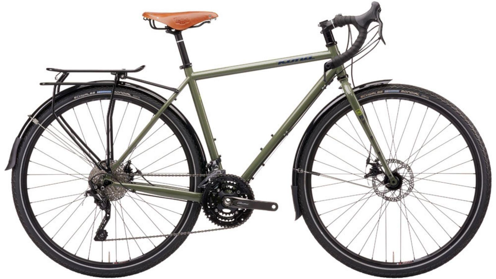 La bici da cicloturismo Kona Sutra
