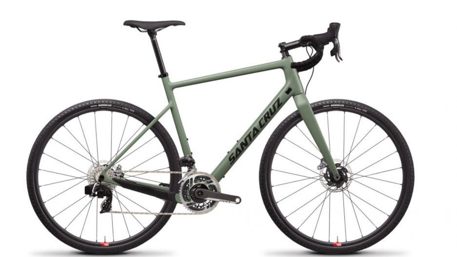 La bici da cicloturismo Santa Cruz Stigmata