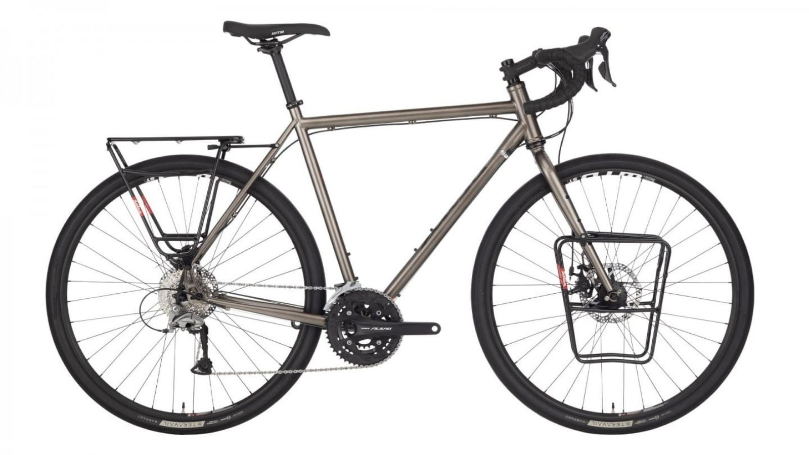 La bici da cicloturismo Salsa Marrakesh Sora