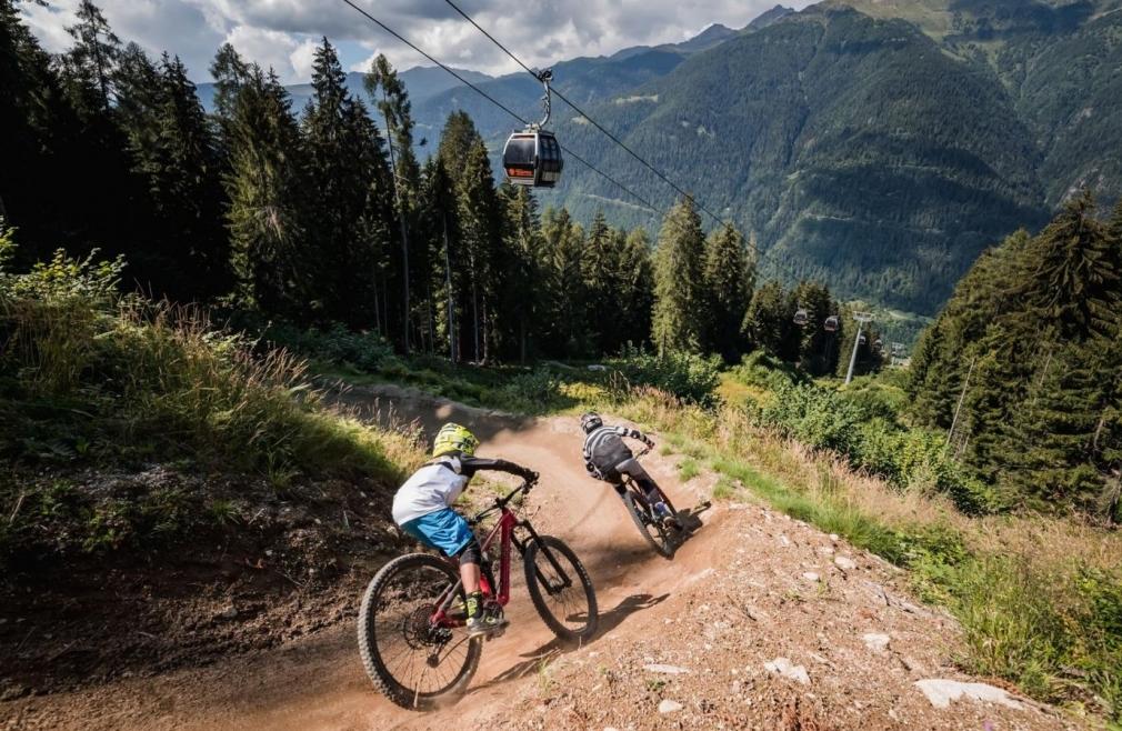 bike park val di sole