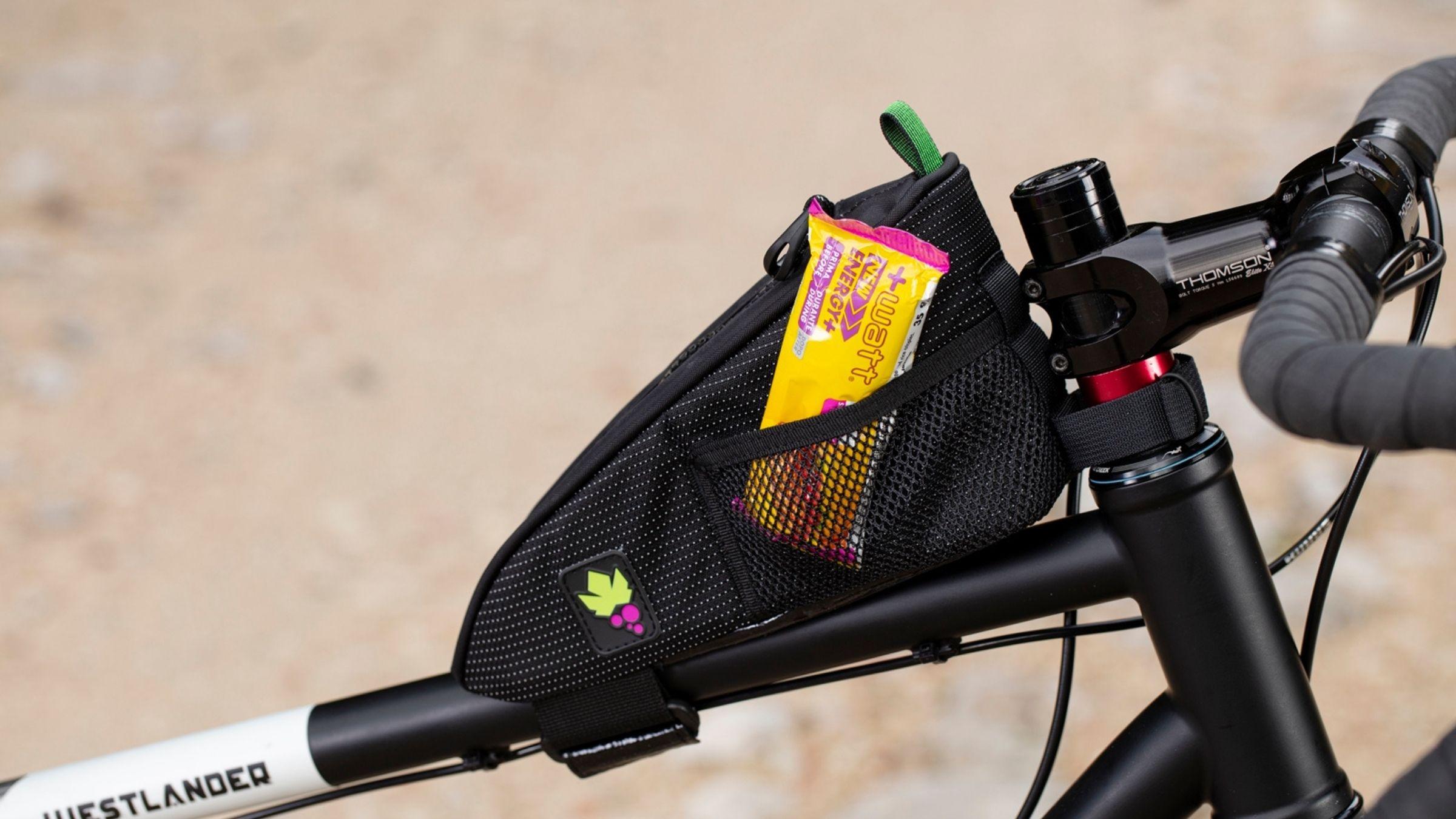 Borse cicloturismo bikepacking Miss Grape: Node Adventure