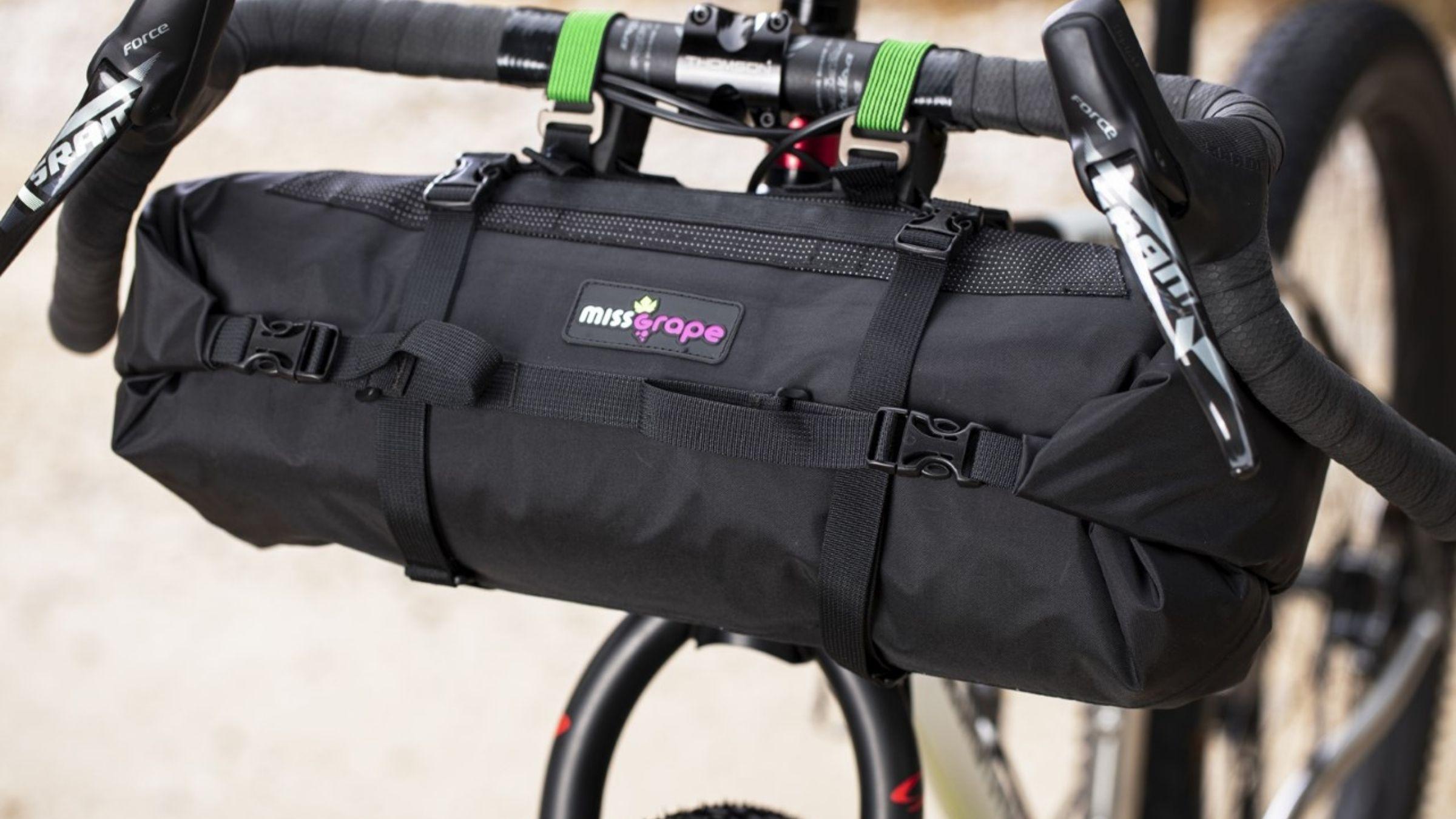 Borse cicloturismo bikepacking Miss Grape: Tendril