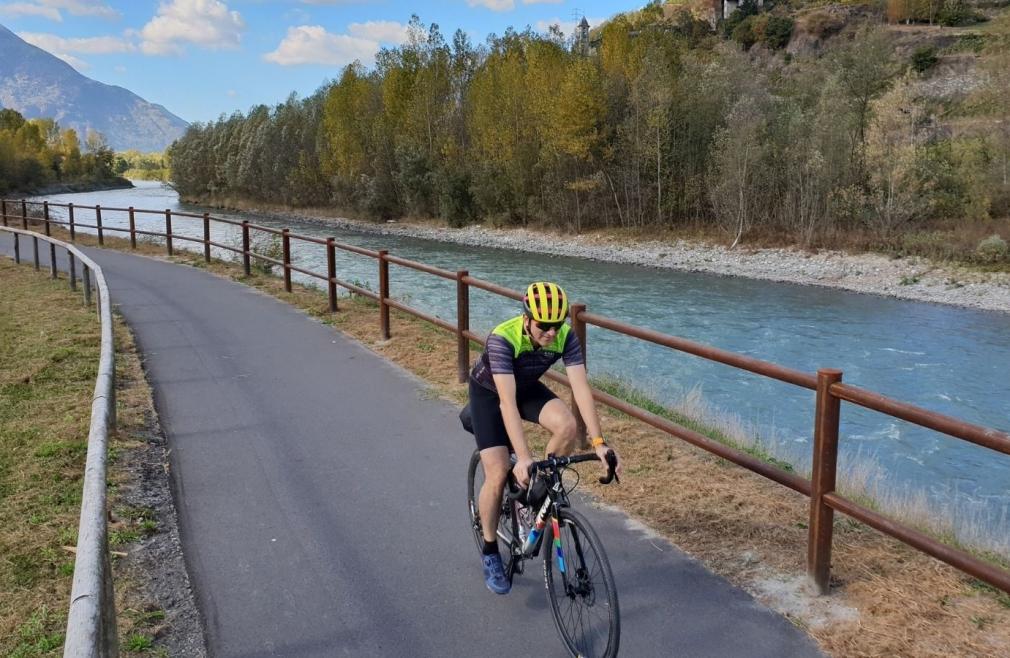 Ciclabile Sentiero Valtellina