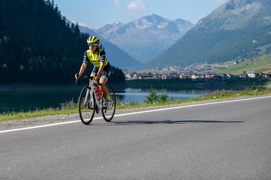 letizia paternoster ciclismo livigno
