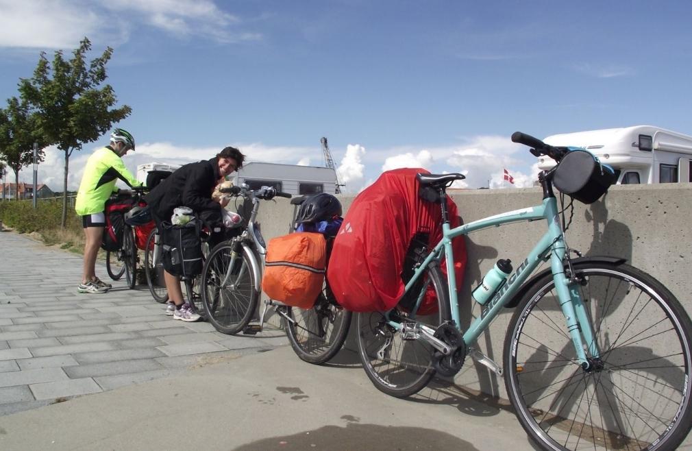 cicloturismo amburgo copenaghen danimarca