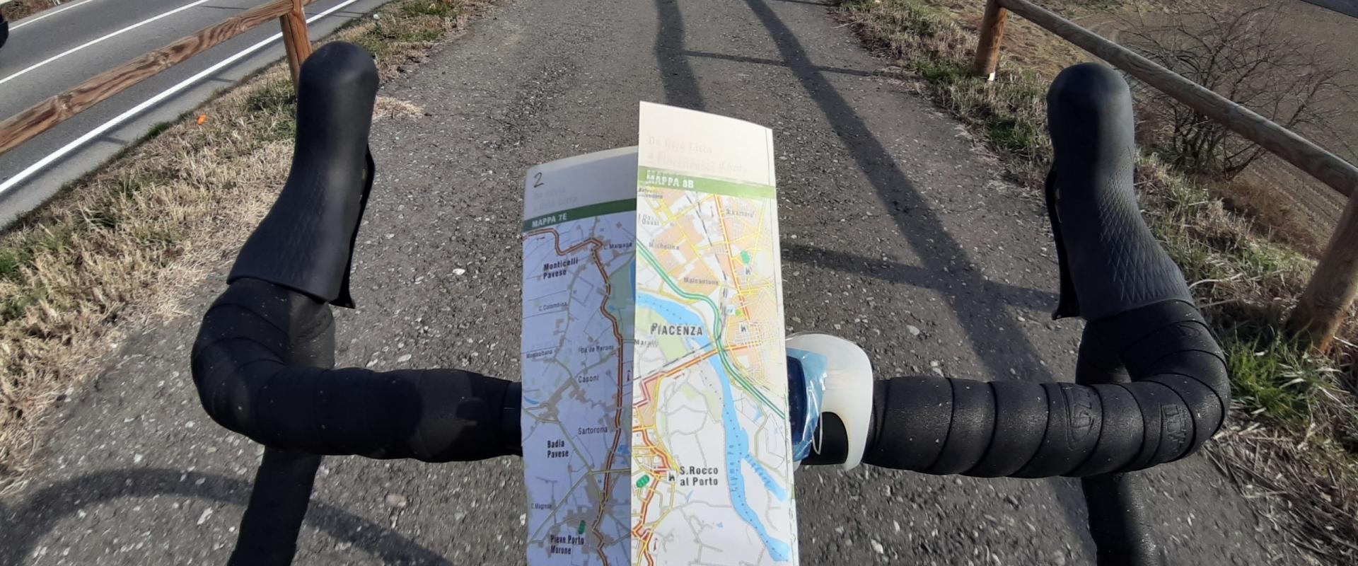 cicloturismo via francigena