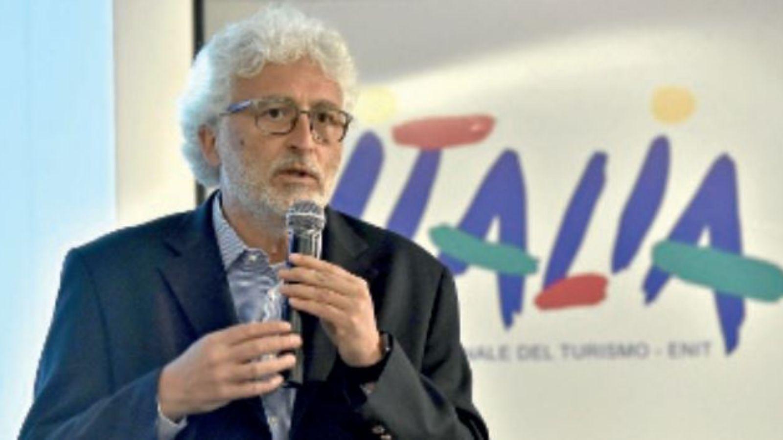 Gianni Bastianelli, direttore generale di Enit, l'Agenzia nazionale per il turismo