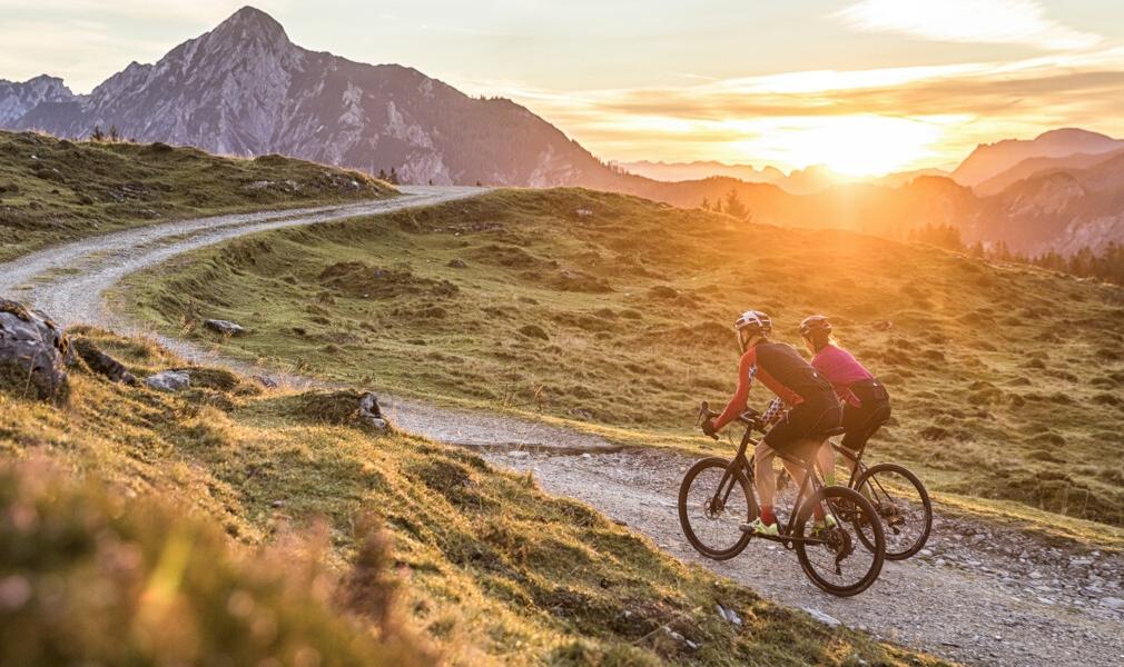 gravel austria cicloturismo salisburghese