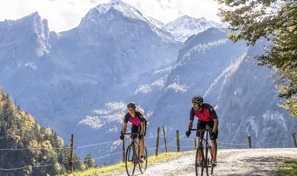 gravel austria cicloturismo salisburghese (credit: Andreas Meyer)