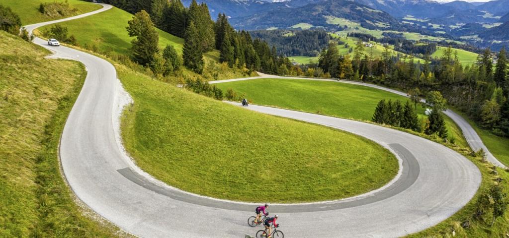 L'Austria abbonda di proposte gravel per gli amanti del genere (credit: Andreas Meyer)