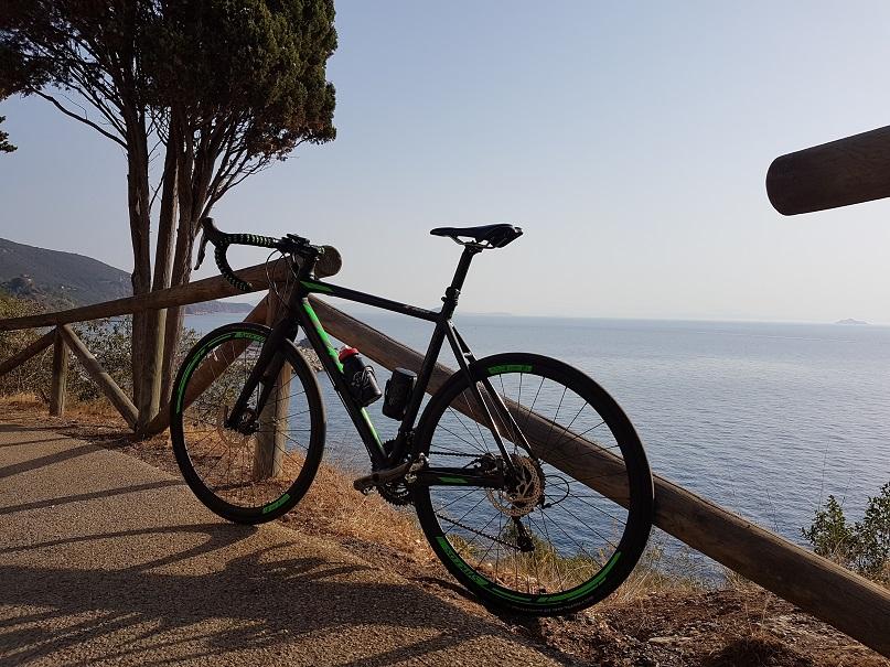 cicloturismo isola d'elba