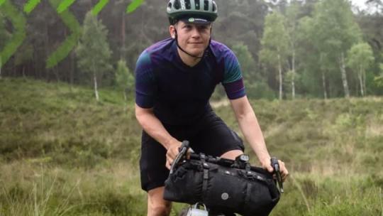 komoot bikepacking