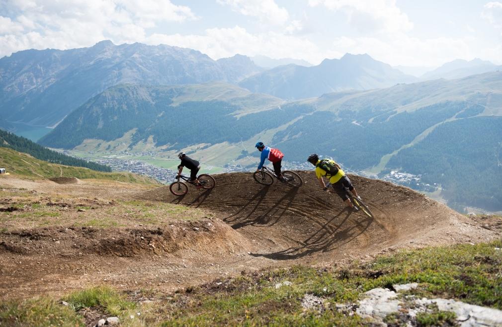 livigno mountainbike bike park