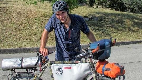 lorenzo barone cicloturismo