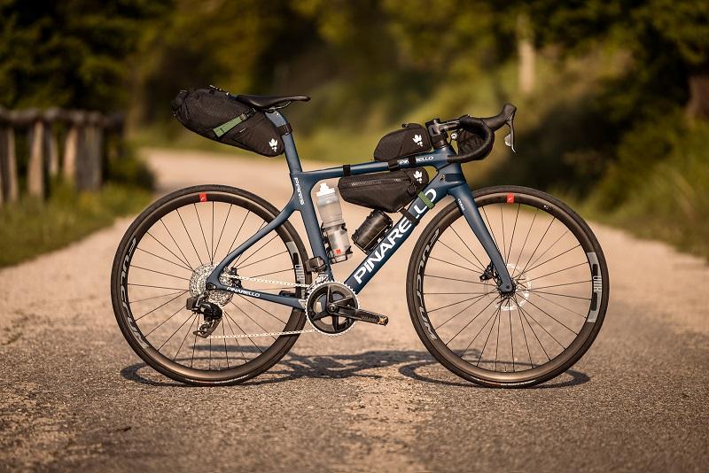 miss grape road bikepacking pinarello