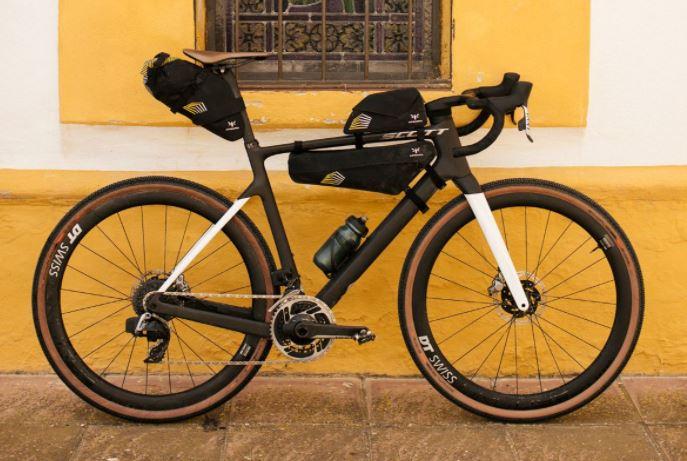 scott addict gravel bikepacking