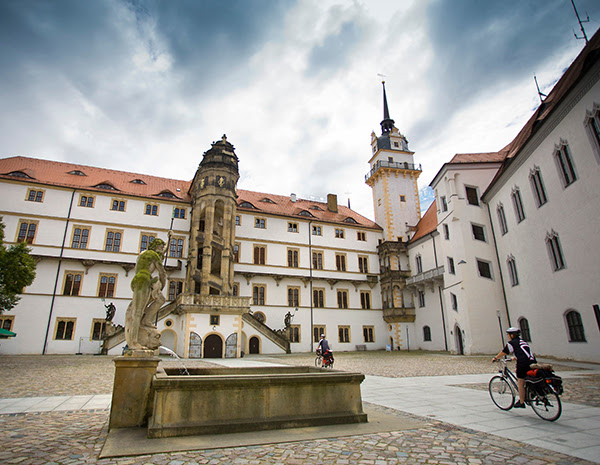 IL Castello Hartenfels a Torgau (credit: Katja Fouad Vollmer)