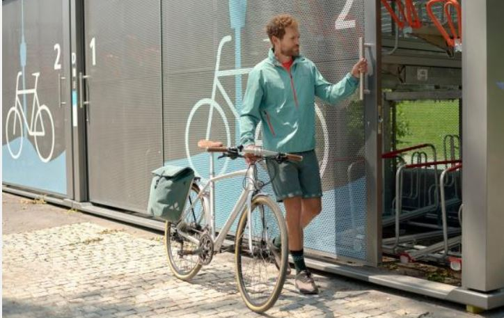 vaude borsa cicloturismo recycle pro single